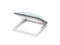 VELUX - CXP 100100 0473Q - Access flat roof window, laminated inner pane,PVC construction,100x100