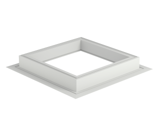 VELUX - ZCE 120120 0015 - 15cm extension kerb for C-P with flange
